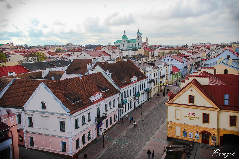 Białoruś, Grodno
